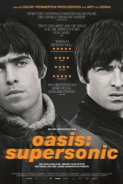Oasis: Supersonic - Vision Filme