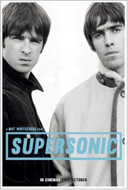 Supersonic - The Oasis Documentary - Cartelera