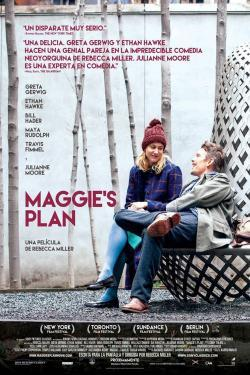 Maggie's Plan - Cartelera