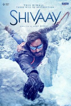 Shivaay - A l'affiche