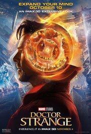 Doctor Strange(2016) - A l'affiche