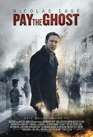 Pay the Ghost(2015) - Film in Teatri