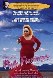 Pink Flamingos(1972) - A l'affiche