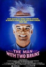 The Man with Two Brains (1983) - A l'affiche