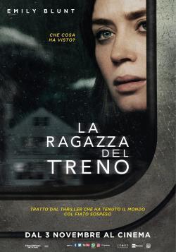 La ragazza del treno - Film in Teatri