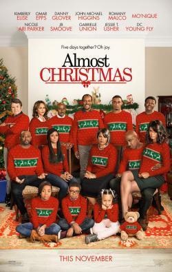 Almost Christmas - Cartelera
