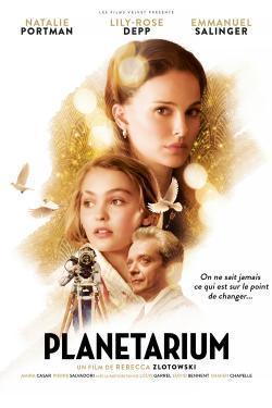 Planétarium - A l'affiche