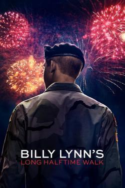 Billy Lynn's Long Halftime Walk - Cartelera