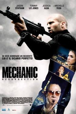 Mechanic: Resurrection - Film in Teatri