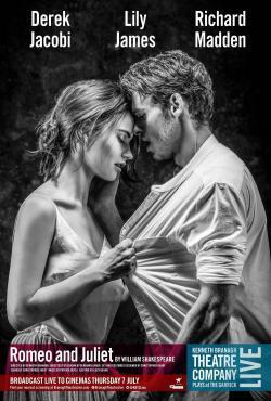 Branagh Theatre Live: Romeo and Juliet - Film in Teatri
