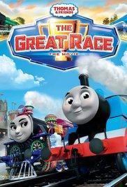 Thomas & Friends: The Great Race(2016) - Cartelera