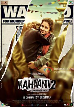 Kahaani 2 - Now Playing In Theaters