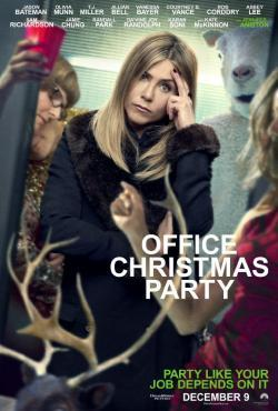 Office Christmas Party - Now Playing In Theaters