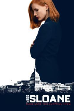 Miss Sloane - Movies In Theaters