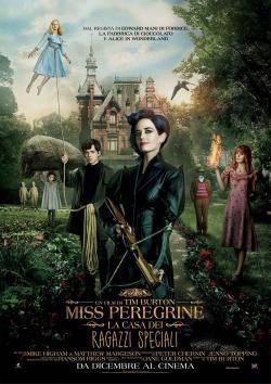Miss Peregrine - La casa dei ragazzi speciali - Film in Teatri
