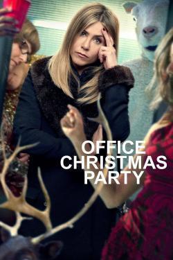 Office Christmas Party - Cartelera