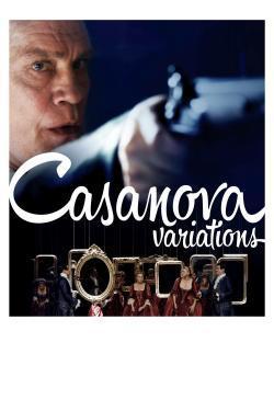 Casanova Variations - Cartelera