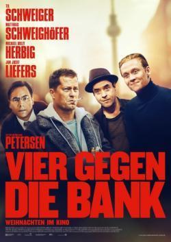 Vier gegen die Bank - Vision Filme