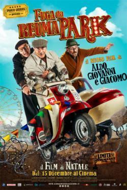 Fuga da Reuma Park - Film in Teatri