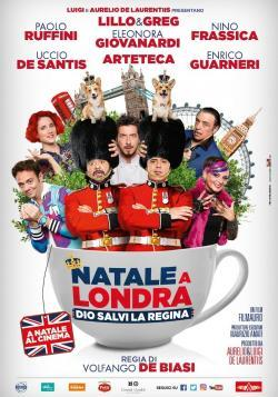 Natale a Londra: Dio salvi la Regina - Film in Teatri