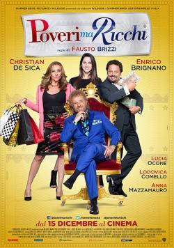 Poveri ma Ricchi - Film in Teatri