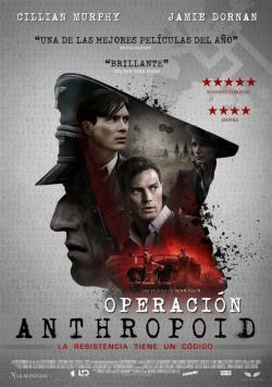Operación Anthropoid - Cartelera