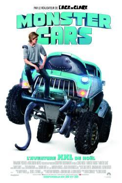 Monster Cars - A l'affiche
