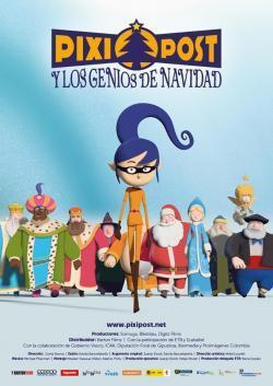 Pixi Post y los genios de Navidad - Cartelera