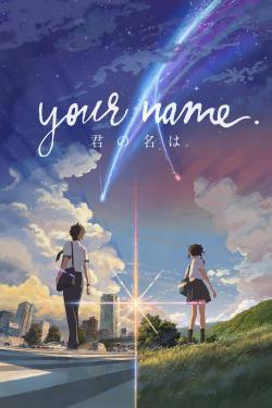 Your Name - A l'affiche
