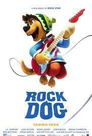Rock Dog (2016) - Now Playing In Theaters