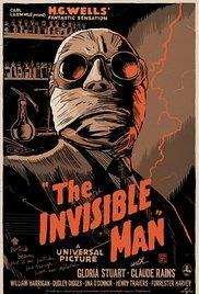 The Invisible Man (1933) - A l'affiche