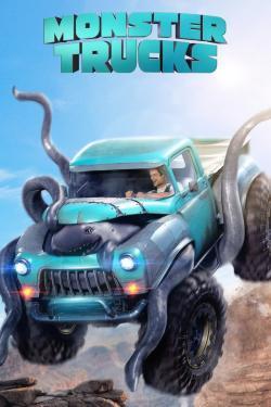 Monster Trucks - Cartelera