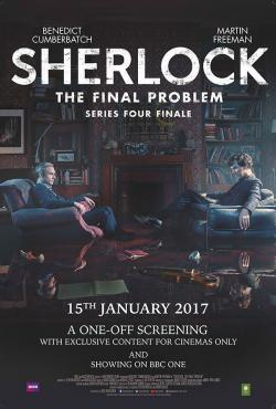 Sherlock: The Final Problem - Now Playing In Theaters