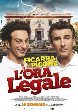 L'ora legale - Film in Teatri