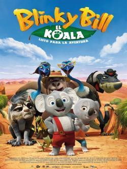 Blinky Bill, el koala - Cartelera