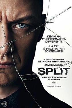 Split - Film in Teatri