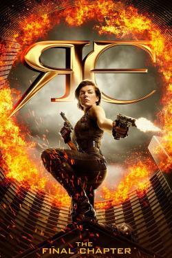 Resident Evil: The Final Chapter - Vision Filme