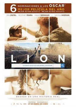 Lion - Cartelera