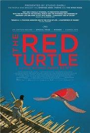 La tortue rouge(2016) - Cartelera