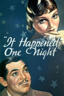 It Happened One Night - romance