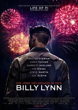 Die irre Heldentour des Billy Lynn - Vision Filme