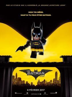 Lego Batman, Le Film - A l'affiche