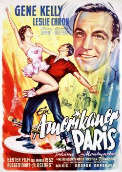 Ein Amerikaner in Paris - Vision Filme