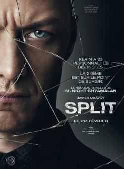Split - A l'affiche