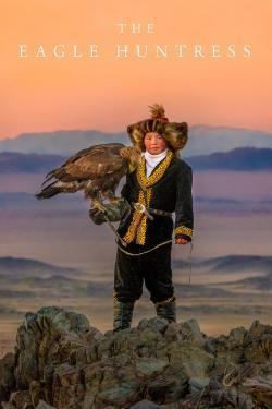 La jeune fille et son aigle - A l'affiche