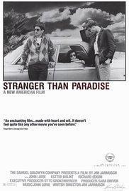 Stranger Than Paradise(1984) - Vision Filme