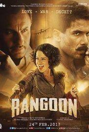 Rangoon(2017) - Cartelera