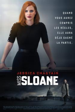Miss Sloane - A l'affiche