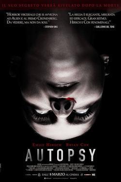 Autopsy - Film in Teatri