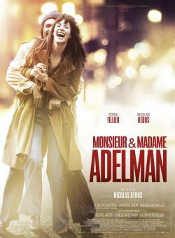 Monsieur & Madame Adelman - A l'affiche
